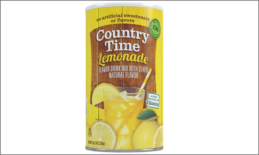 Country Time Lemondate Drink Mix