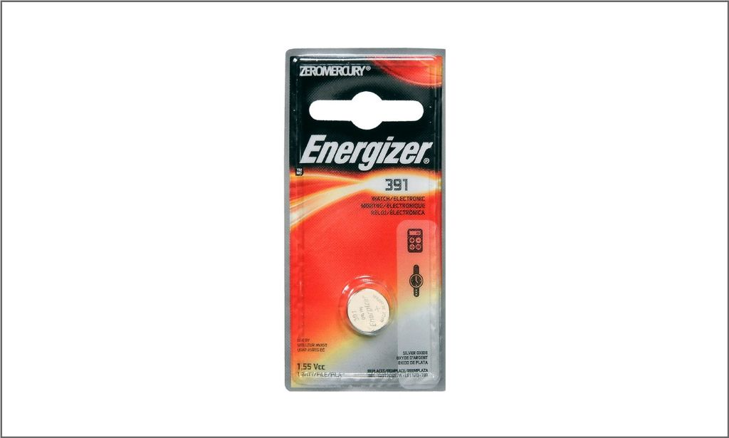 Picture of Energizer Coin battery 391