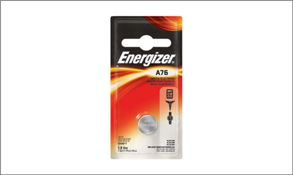 Picture of Energizer Mini Alkaline battery A76 bordered