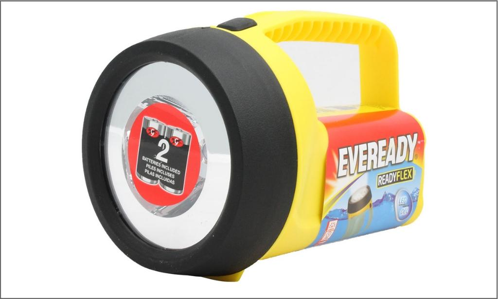 Bordered Energizer eveready EVF45S Floating Lantern Flashlight