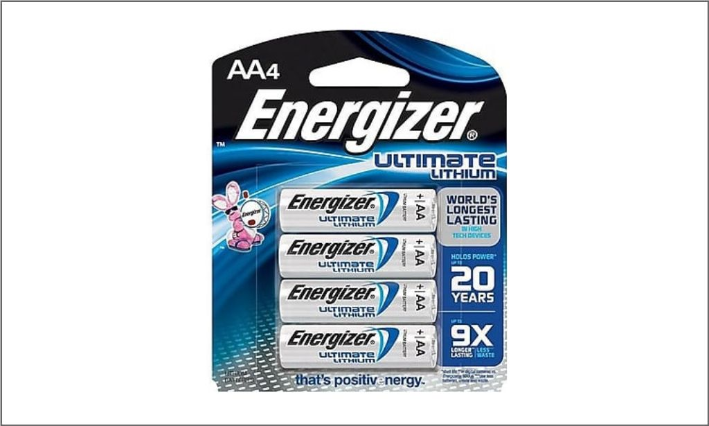 Picture of Energizer Lithium AA4