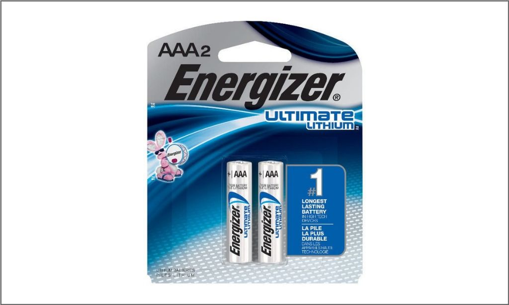 Picture of energizer Lithium AAA2