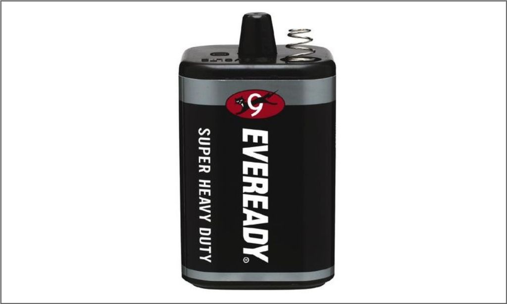 Picture of Eveready Super Heavy Duty Lantern Battery