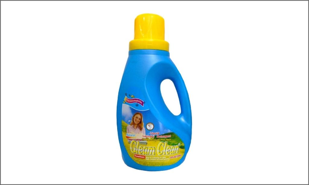 Picture of Gleam Clean Laundry Detergent 45fl