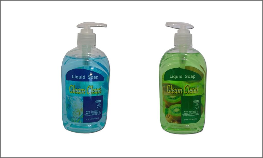 Picture of Gleam Clean Liquid Hand Soap