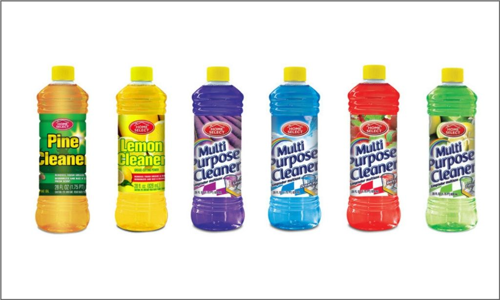 Image of Home select cleaners Bordered