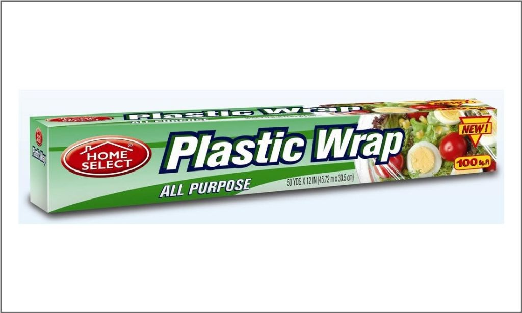 Picture of Home Select Plastic Wrap