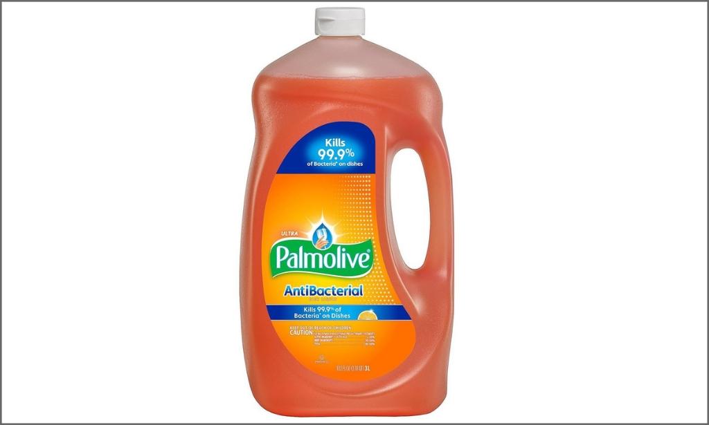 Palmolive Antibacterial 3 litre dish liquid