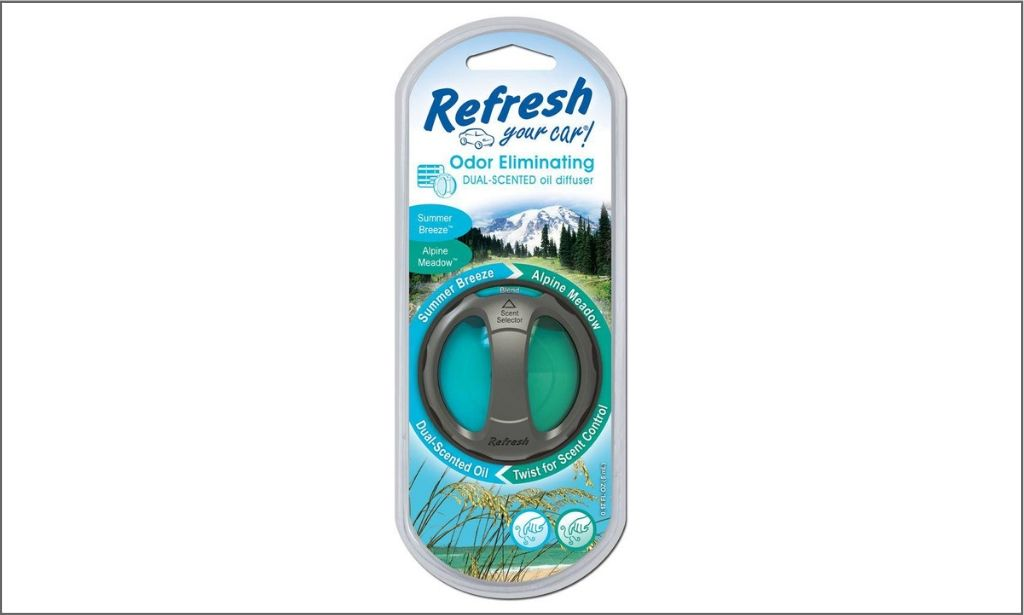 Picture of Refresh Your Car Dual Scented Diffuser