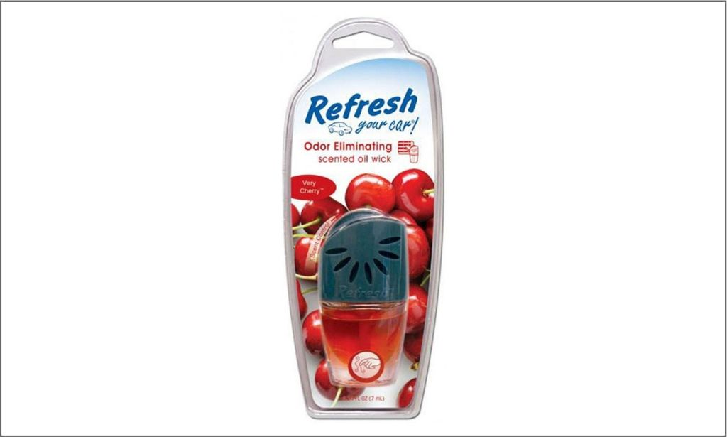 Picture of refresh your car scented oil wick