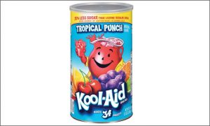 Kool Aid Drink Mix Tropical Punch