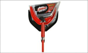 Libman Heavy Duty Brooms with Dustpans