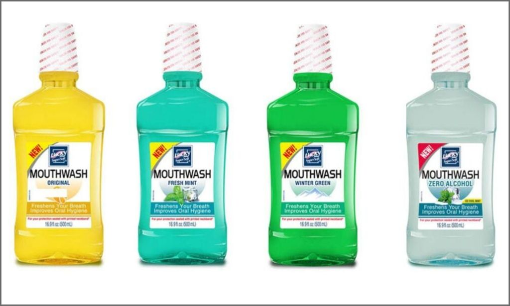 Picture of Lucky Mouthwash