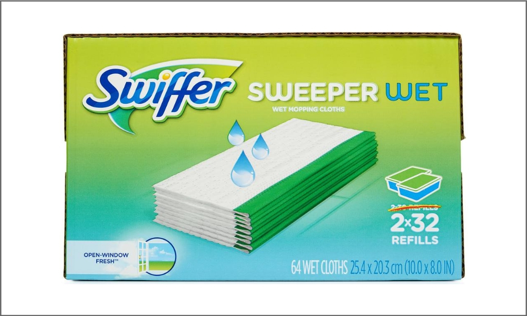 Swiffer Sweeper Wet refills