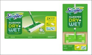 Picture of Swiffer Sweeper wet and Dry bordered